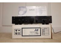 Cambridge Audio A4 Stereo Integrated Amplifier with box and manual