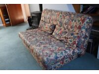 Sofa Bed - excellent condition hardly used Steyning W Sussex
