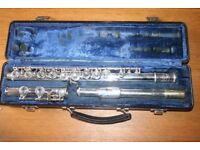 Buescher USA flute