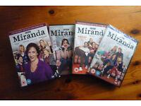 Miranda Series 1-3 Box Set