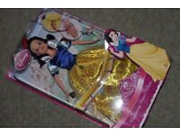 "ULTRA RARE Disney Princess Charming 12"" Snow White Doll incl charm bracelet - NEW IN BOX"
