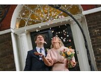 Contemporary, natural Wedding Photography, Special price for 2017 bookings!