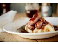 Sous Chef Wanted @ The Clifton Sausage Bristol