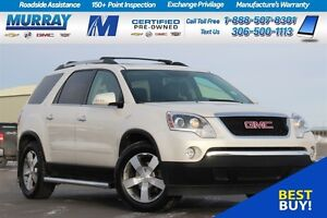 2012 GMC Acadia SLT*REMOTE START*SUNROOF*HEATED SEATS*