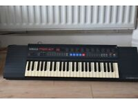 YAMAHA PSR-27 KEYBOARD IDEAL FOR BEGINNER WITH POWER ADAPTER