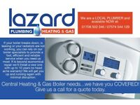 LOCAL TRUSTED ACCREDITED Plumber and Boiler Engineer.