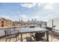 3 Bedroom Flat Available for rent in Bow - Huge Private Terrace - Spacious Rooms