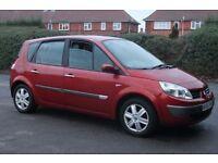 2006 Renault Scenic VVT 11 MONTHS MOT**SWAP/P/EX**
