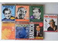 Tony Hancock audio books x 7.