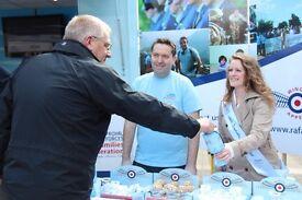 Volunteer Fundraising Team Leader - Sheffield for The RAF Association