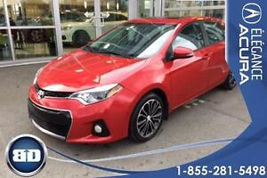2014 Toyota Corolla S TOIT, MAGS, CUIR