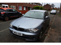 BMW 1 FOR SALE!!!! YEAR 2005, MOT VALID TIL 25 JUNE 2017