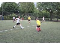 Social 5 a-side Football- PADDINGTON - Play When You Want, 7-8pm