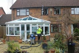 Gutter Cleaning Service - No Ladders, all areas covered - SEE WEBSITE