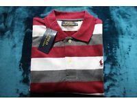 Ralph Lauren Polo T-Shirt - 50% Cheaper Brand New