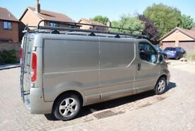Renault Trafic Sport Campervan - LWB with Aircon - Great condition
