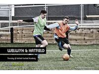 Welwyn & Hatfield 5 a side league - New teams welcome