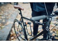 Single Speed/Fixie Bike –S2P Black