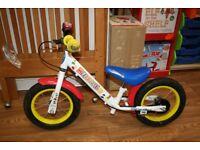 12 inch Apollo Wizzer Balance Bike