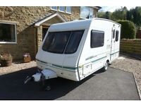 Swift Meridian 400 with Full Sized Awning for Sale in Exceptional condition Throughout.