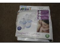 Philips Avent Natural Comfort Breast Pump & Bottle UNUSED & BOXED