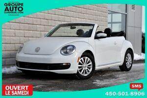 2015 Volkswagen Beetle Convertible *1.8TURBO*BLANC*DECAPOTABLE*3