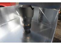 Nikon 24-70mm F/2.8 G AF-S ED Lens.