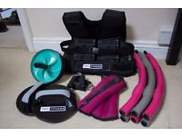 Mixed fitness equipment