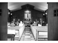 Holy Communion, Christening and Baptism Photographer - Documentary Style