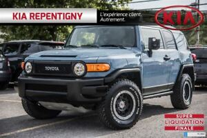 2014 Toyota FJ Cruiser **TRAIL TEAM**