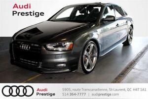 2014 Audi A4 SLINE BLACK OPTIC