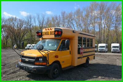 2006 Chevrolet Express 23 Passenger School Bus!