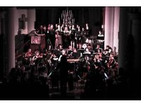 Commission based fundraiser wanted for Notting Hill Orchestra for Film Music