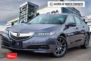 2017 Acura TLX 3.5L SH-AWD w/Tech Pkg 7yrs/130000KM Warranty Inc