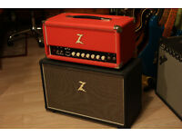 Dr Z Maz 18 Jr. Amp Head and Dr Z 2 x 10 Speaker Cab