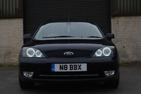 2004 Ford Mondeo Ghia X spares or repairs (running)