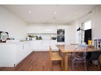 AMAZING 3 BED, 2 BATH flat with balcony, Concierge, gym, near DLR in Ivy Point, Hannaford Walk, BOW