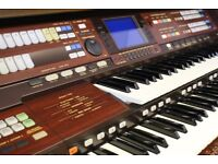 Preowned Technics G100 Organ - FREE UK DELIVERY - 1 YEAR WARRANTY