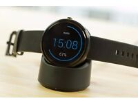 Moto 360 Smart Watch (Android & iOS compatible)