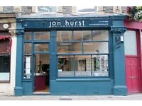 Creative & Experienced Hair Stylist required for busy Clifton salon