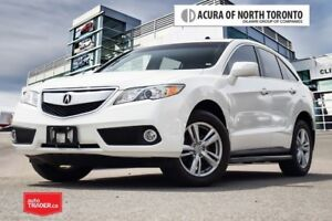 2015 Acura RDX Tech at 7yrs/130,000km Certified Warranty Include