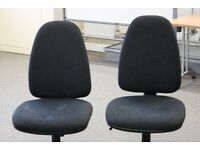 Two x office chairs