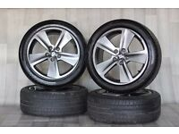 17'' Genuine SEAT LEON FR alloys and tyres