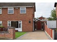 FANTASTIC 3 BED SEMI, DRIVE, FRONT & REAR GARDENS, CLOSE TO SCHOOL, NURSERY & AIRBUS