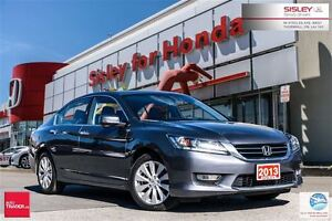 2013 Honda Accord Sedan EXL V6