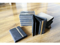 pack of 5 Small mini 3.5 x 2.5 inch gift wedding photos albums
