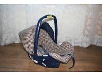 Britax Rock-a-Tot Car seat/Baby carrier