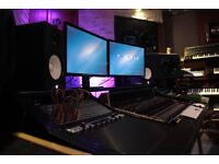 Music Producer & Engineer with Top End recording studio.
