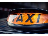 GLASGOW LICENCED TAXI PLATES £38,000