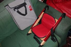 Folding High Chair Booster Seat for infants